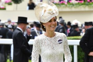 Kate Middleton al Royal Ascot