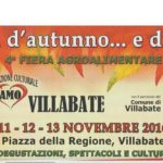 Villabate:4° Fiera Agroalimentare